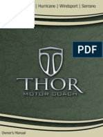 Thor Hurricane Owners Manual 2012