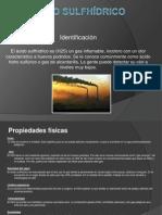 Acido sulfhídrico 3