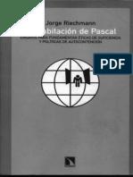 CapAޭtulo 8 y 9 Libro La habitaciAn de Pascal