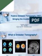 Positron Emission Tomography (Revised)