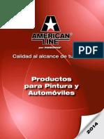 2014 American Line Catalog Spanish
