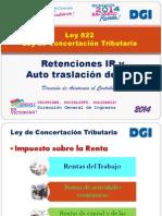 Seminario Retenciones y Autotraslacion 2014