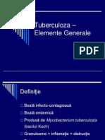 TBC Tuberculoza_elemente Generale Curs Studenti