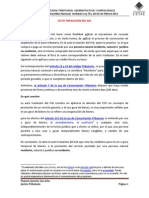Opinion 01 2013 Auto Traslacion Del Iva