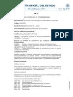 RD 107-2008 Operaciones Auxiliares de Servicios Administrativos y Generales ADGG0408