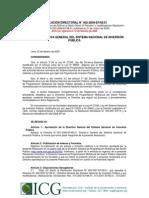 DirectivaSNIP-050209