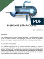 Diseño de Separadores