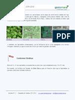 Reporte N 3 - Campaña 2011-2012