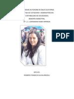 Contabilidad de Sociedades, Mexico 2014