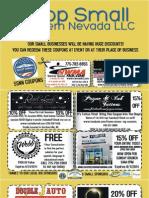 Shop Small Northern Nevada