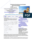 RI Science Professional Development and Student Opportunity Bulletin 6-18-14