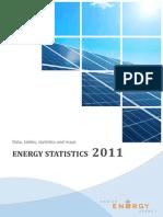 Energy Statistics 2011