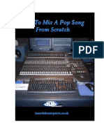 How to Mix a Pop Song From Scratch - Ver 2.0