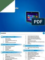 Samsung ATIV 500 T user manual