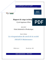 Rapport de Stage Technique1