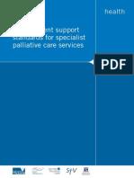 Bereavement Support Standards