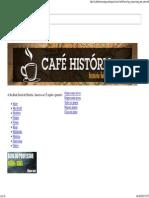 Especial Eric Hobsbawm - Cafe Historia