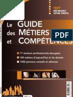 Le Guide Des Metiers Et Competences 5 2008 2009