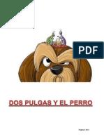 Las dos pulgas y el Perro