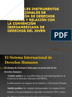El Sistema Internacional de Derechos Humanos
