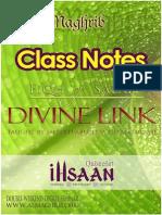 Fiqh of Worship II (Salāh) (Divine Link) (3)