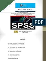 Análsis SPSS 10 Empresas