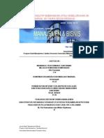 Pengaruh Sistem Informasi Manajemen