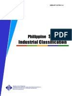 2009 Philippine Standard Industrial Classification