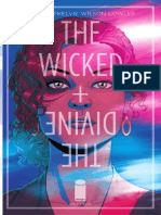 The Wicked + the Divine exclusive preview