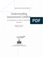 02. NYE, Joseph - Understanding International Conflicts an Introduction to Theory and History (Cap 4)