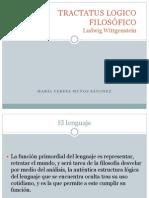 Diapositiva Tractatus Logico Filosc3b3fico