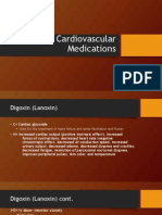 Cardiovascular Medicationspharm
