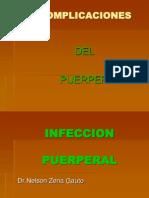 6INFECCION PUERPERAL