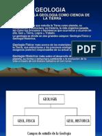 Moduloi(La Geologia Como Ciencia de La Tierra)