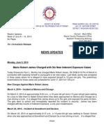 Wayne County Prosecutor News Updates June 8 - June 14, 2014