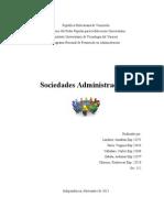 Sociedad Administradora