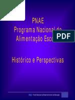 Pnae Historico e Perspectivas 112005