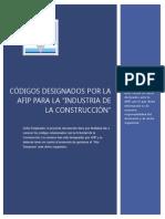 Guia Empleador_Codigos Designados Por AFIP