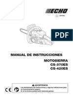 Manual CS420ES