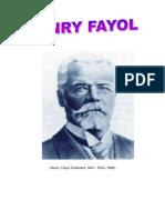 Henri Fayol - Informe