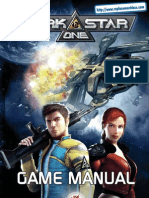 Darkstar One - Manual - PC