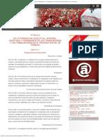 Título V_ de La Formación Colectiva, Integral, Continua y Permanente de Los Tra