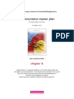 Innovation Master Plan Chapter 6
