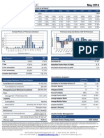Kerrisdale Partners Monthly Update May 31, 2014