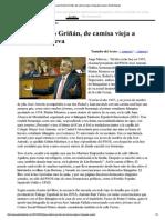 José Antonio Griñán... de Camisa Vieja a Chaqueta Nueva - Alerta Digital, 18JUN.2014