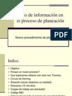Flujo de Información en El Proceso de Planeación 20140426