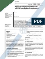 NBR 11767_86 (EB-1757) - CANC - Tanque de Carga Para Transporte Rodoviário de Ácido Nítrico a Granel - 7pag