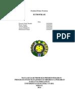 Produksi Primer Perairan