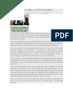 15-06-2014 Regio.com - Firma convenio la UANL y el IUTT de la CROC.