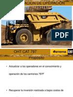 Curso Capacitacion Operacion Camion 797f Caterpillar Ferreyros